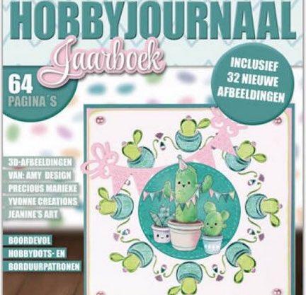 Hobbyjournaal Jaarboek 2017/2018 vanaf nu verkrijgbaar!