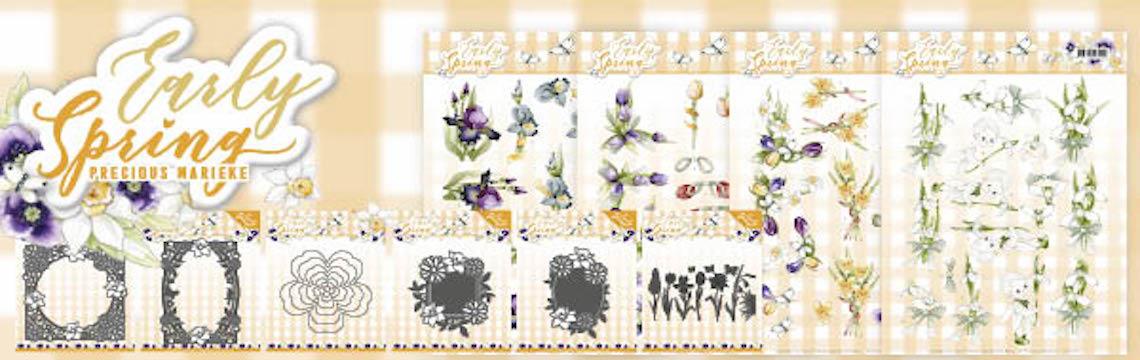 Nieuw: Precious Marieke -Early Spring