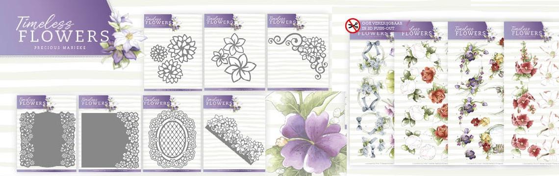 Nieuw: Precious Marieke - Timeless Flowers