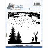 Embossingfolder - Amy Design - The feeling of Christmas