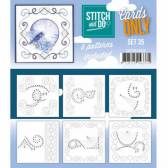Stitch & Do - Cards only - Set 35