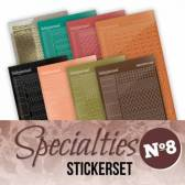 Stickerset Specialties 8
