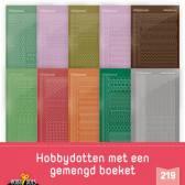 Hobbydols 219 - Stickerset