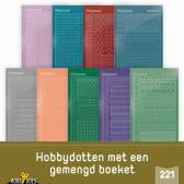 Hobbydols 221 - Stickerset