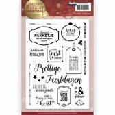 Clearstamp - Precious Marieke - Merry and Bright Christmas - NL
