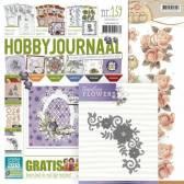Dies - Precious Marieke - Timeless Flowers - Fantasy Flower Corner + Hobbyjournaal 159 gratis!