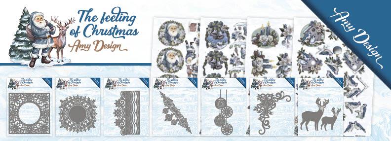 Dit product maat deel uit van de Amy Design The feeling of Christmas collectie