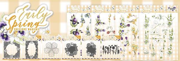 Dit product maat deel uit van de Precious Marieke Early Spring collectie