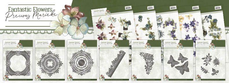 Dit product maat deel uit van de Jeanine's Art Garden Classics Collection