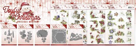 Dit product maat deel uit van de Jeanine's Art Christmas Classics collectie